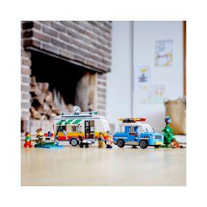 LEGO 31108  FAMILIENS CAMPINGBILFERIE