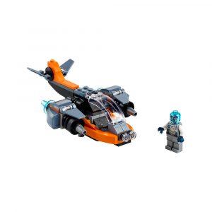 LEGO 31111 KYBERDRONE