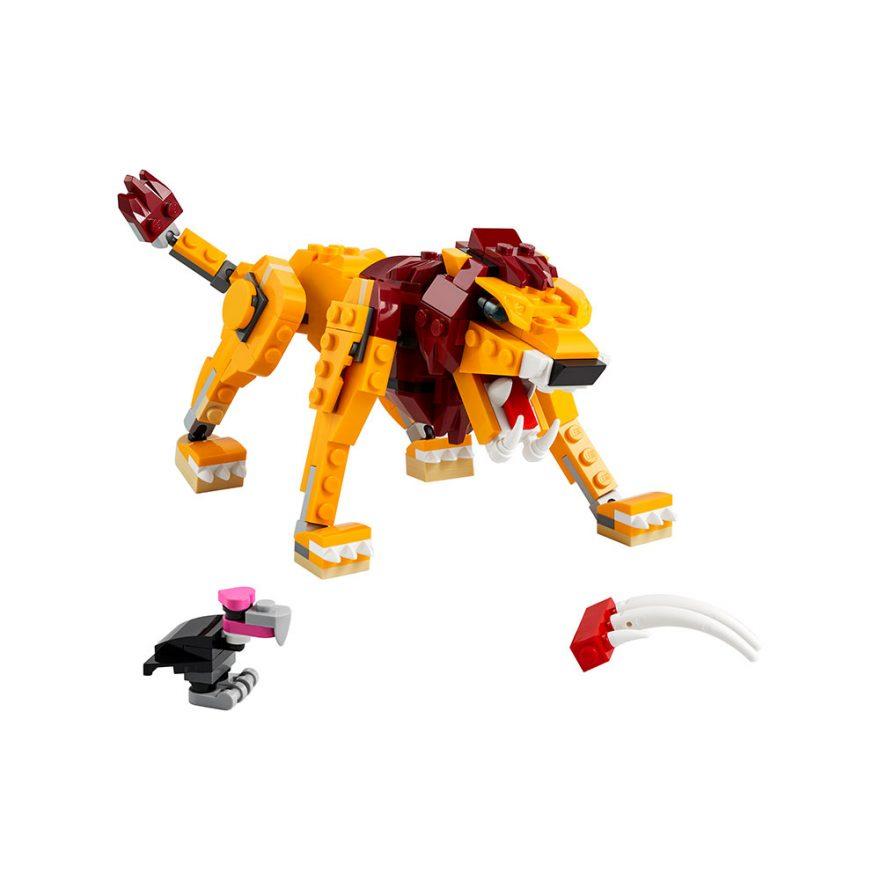 LEGO 31112 VILL LØVE
