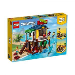 LEGO 31118 SURFERENS STRANDHUS