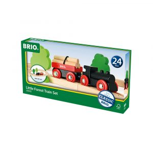 BRIO LITTLE FOREST 18 DELER
