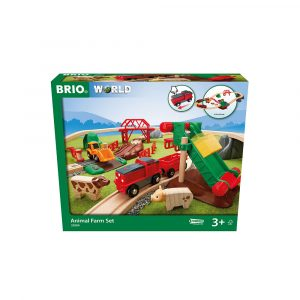 BRIO WORLD TOGSETT GÅRD
