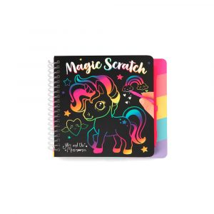 AKTIVITETSBOK MINI MAGIC SCRATCH YLVI