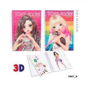 MALEBOK MINI 3D 2 ASS TOPMODEL