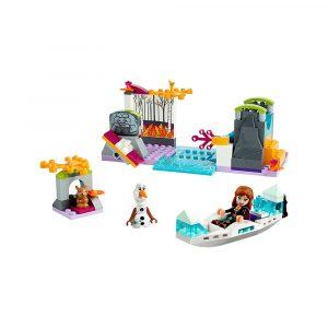 LEGO 41165  ANNAS KANOEKSPEDISJON