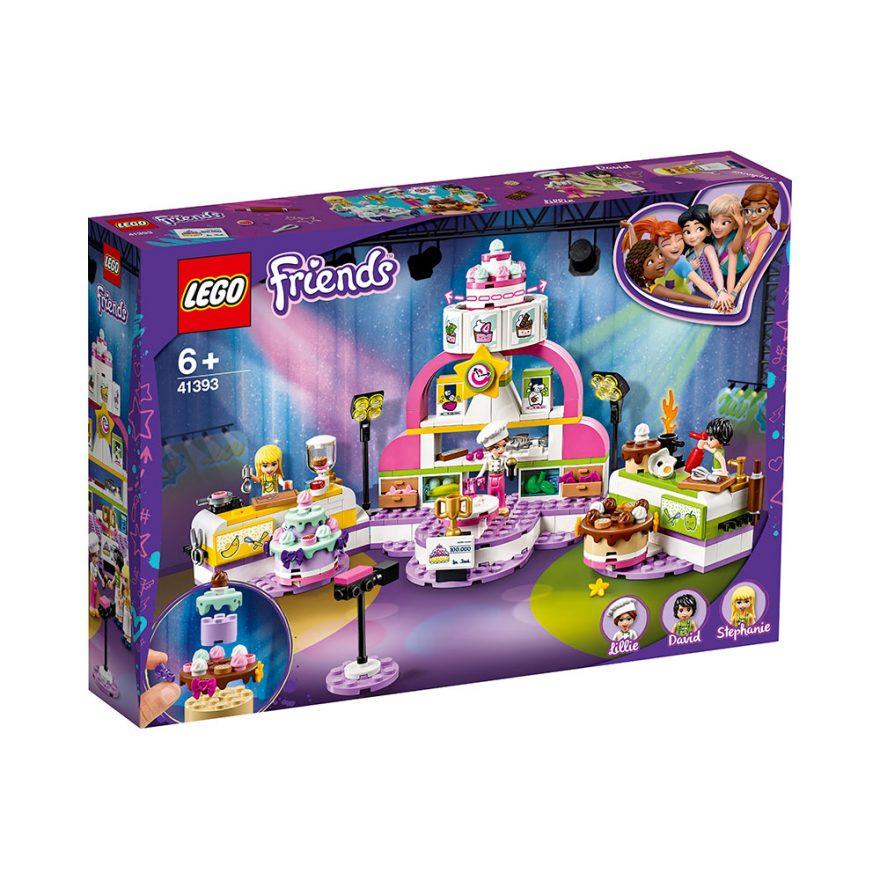 LEGO 41393  BAKEKONKURRANSE