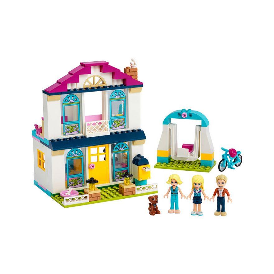 LEGO 41398  4+ STEPHANIES HUS