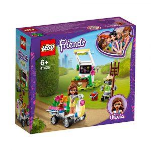 LEGO 41425  OLIVIAS BLOMSTERHAGE