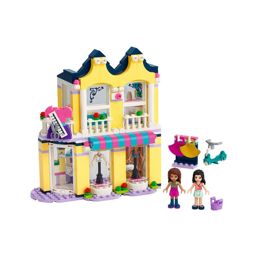LEGO 41427  EMMAS MOTEBUTIKK