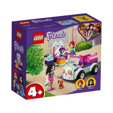 LEGO 41439  KATTEPLEIE OG BIL