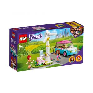 LEGO 41443 OLIVIAS ELBIL