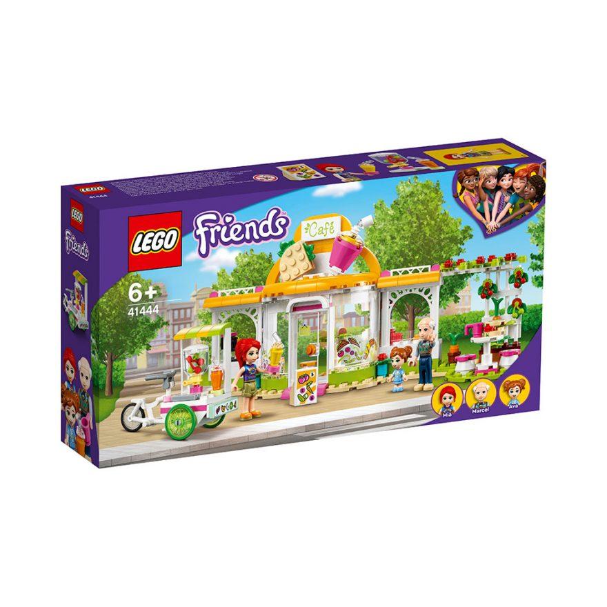 LEGO 41444 HEARTLAKE CITYS ORGANISKE KAF