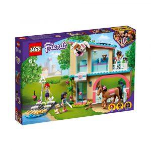 LEGO 41446  HEARTLAKE CITYS DYREKLINIKK