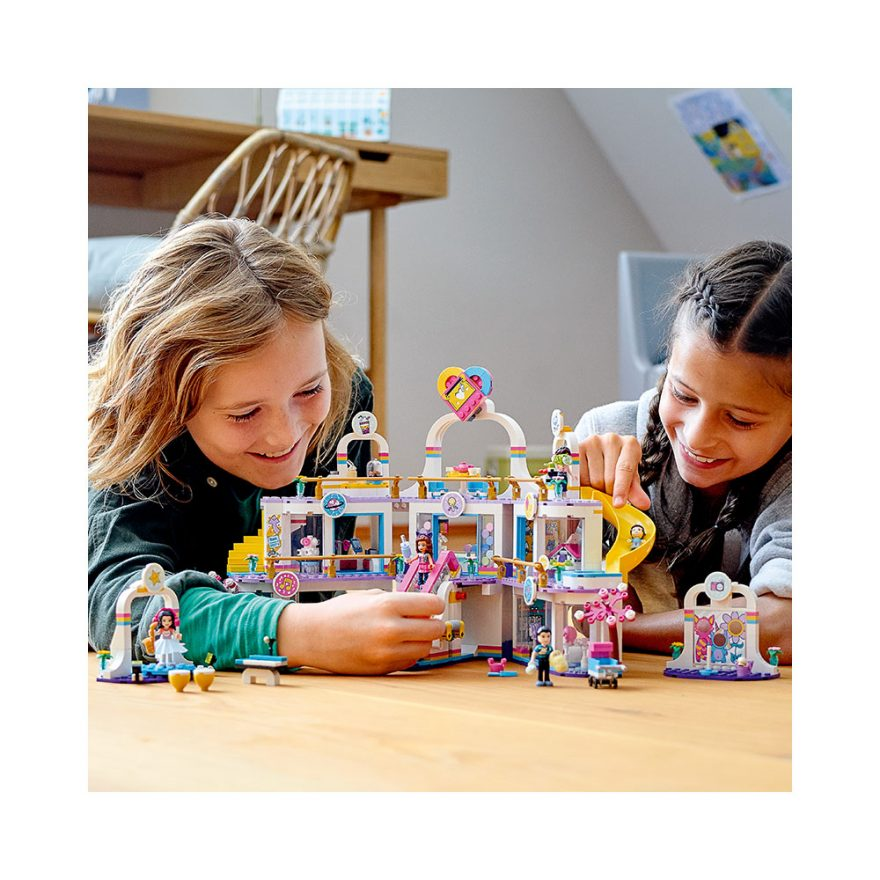 LEGO 41450  HEARTLAKE CITYS KJØPESENTER