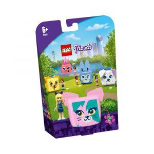 LEGO 41665 STEPHANIES KATTEBOKS