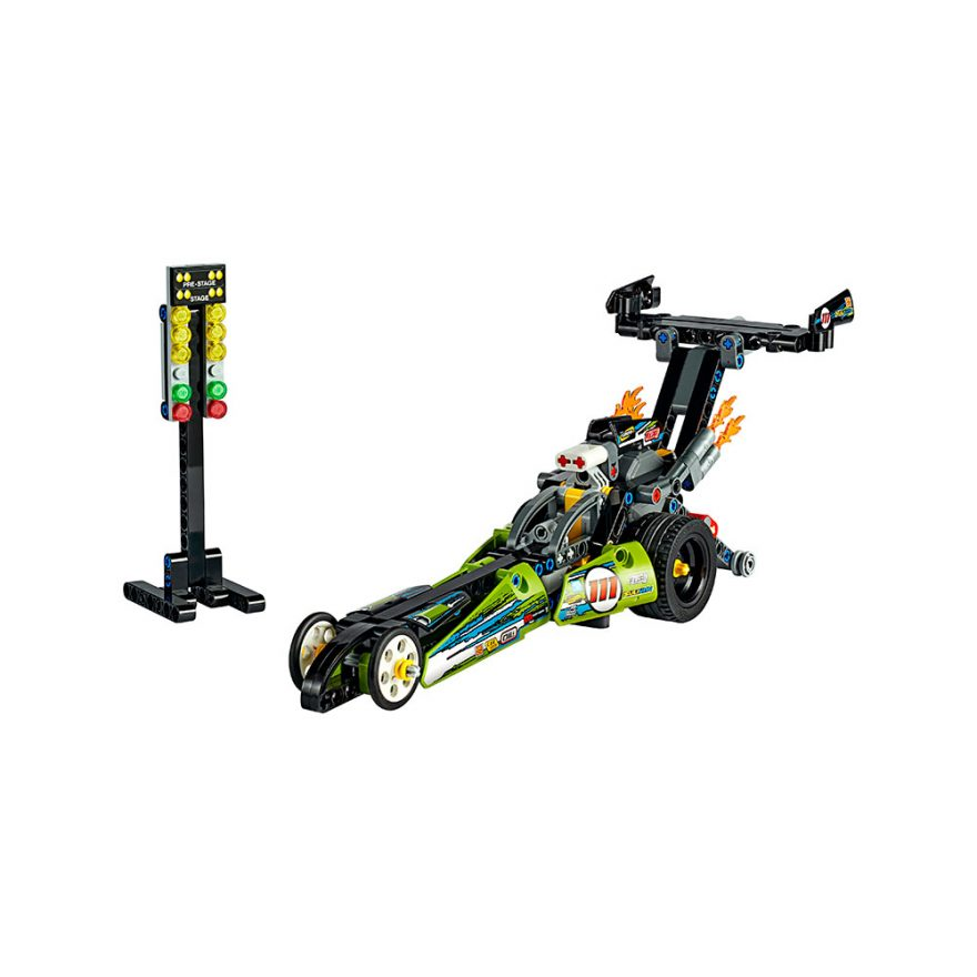 LEGO 43103  DRAGSTER