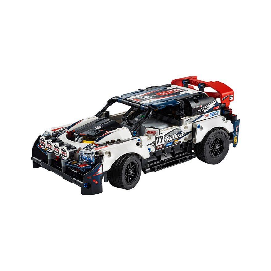 LEGO 42109  APP-STYRT TOP GEAR-RALLYBIL