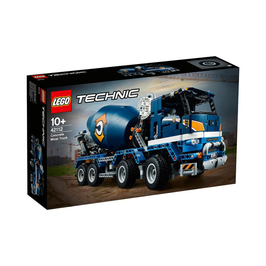 LEGO 42112  SEMENTBIL