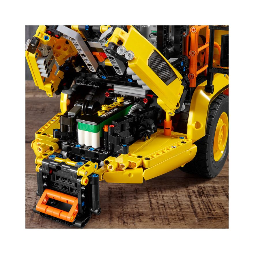 LEGO 42114  VOLVO 6X6 LEDDSTYRT DUMPER