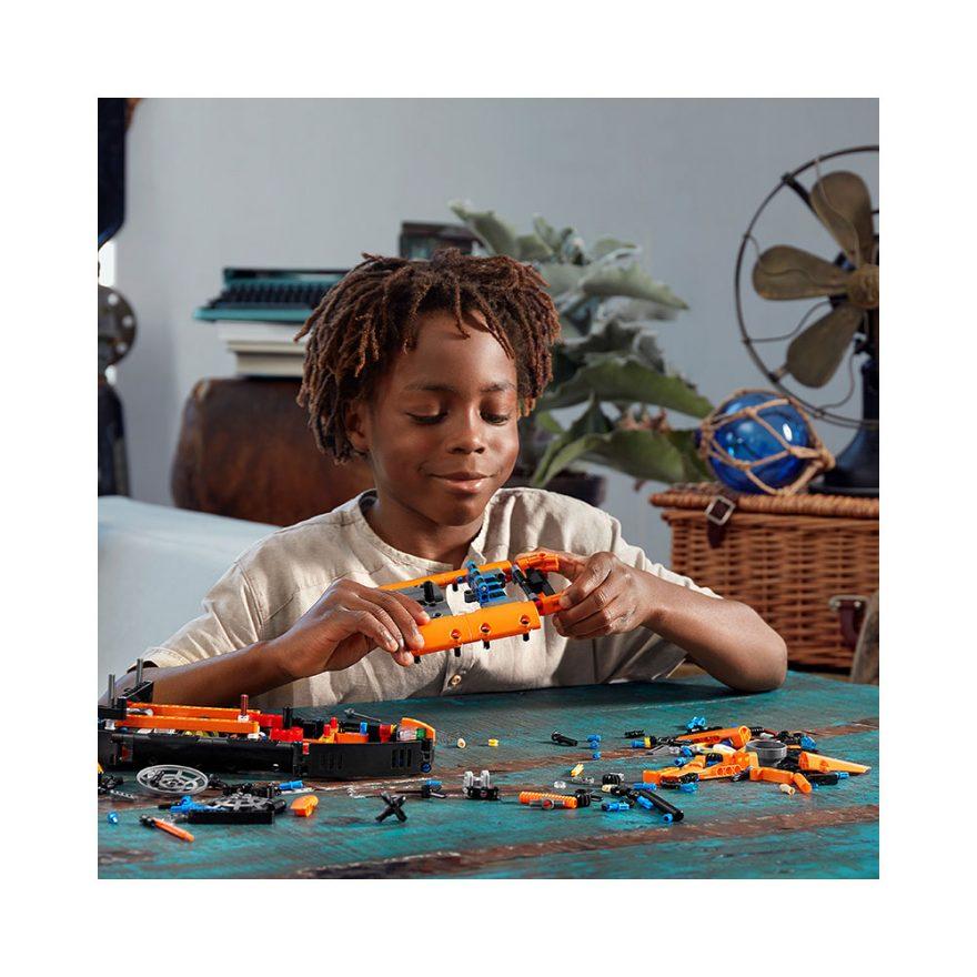 LEGO 42120  REDNINGSTJENESTENS LUFTPUTEB