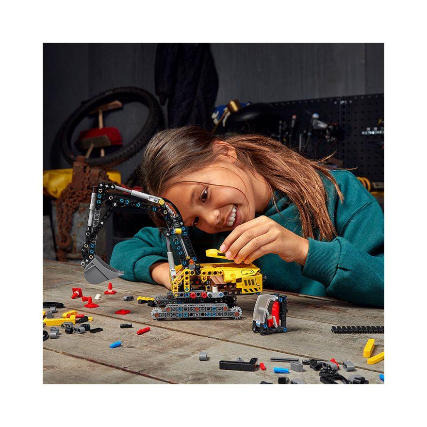 LEGO 42121  STOR GRAVEMASKIN