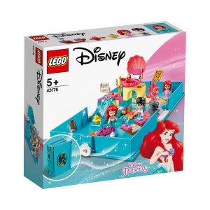 LEGO 43176  EVENTYRBOKEN OM ARIEL