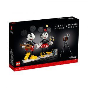 LEGO 43179 BYGGBARE FIGURER AV MIKKE MUS