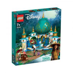 LEGO 43181 RAYA OG HJERTESLOTTET