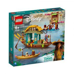 LEGO 43185 BOUNS BÅT