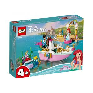 LEGO 43191 ARIELS KONGELIGE SELSKAPSBÅT