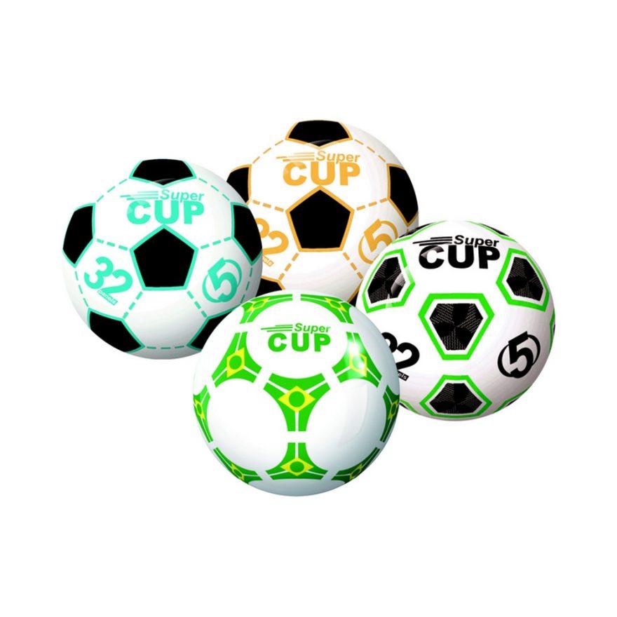 FOTBALL PLAST SUPERCUP 22 CM.