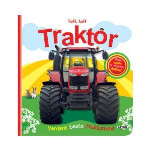 LEKEBOK MED LYD TØFF TØFF TRAKTOR!