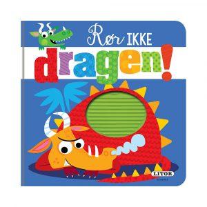 LEKEBOK TA-OG FØLE RØR IKKE DRAGEN!