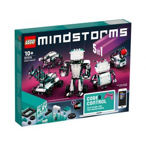 LEGO 51515  ROBOTOPPFINNER
