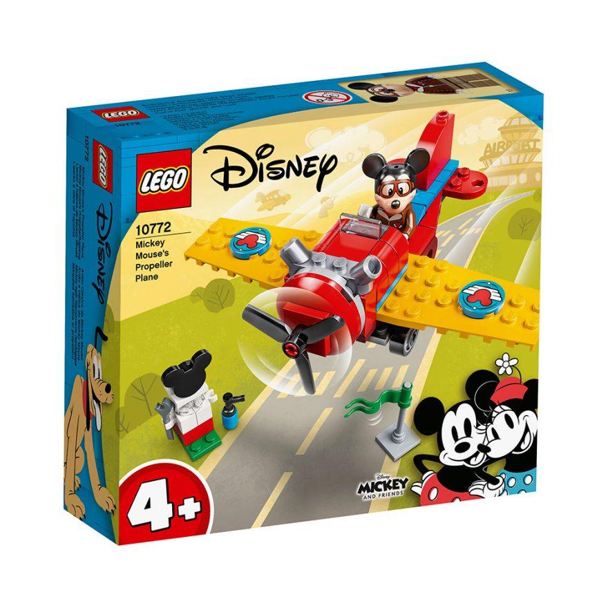 LEGO 10772 PROPELLFLYET TIL MIKKE MUS
