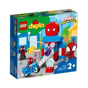 LEGO 10940 SPIDER-MANS HOVEDKVARTER