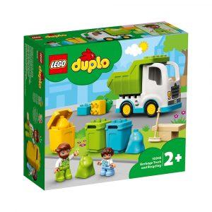 LEGO 10945 SØPPELBIL OG AVFALLSORTERING