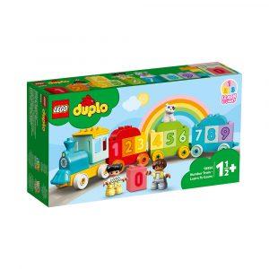 LEGO 10954 TALLTOG – LÆR Å TELLE