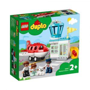 LEGO 10961 FLY OG FLYPLASS
