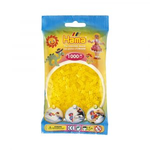 MIDI BEADS 1000 PCS TR YELLOW