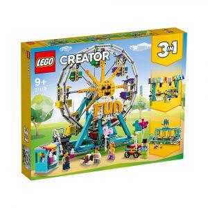 LEGO 31119 PARISERHJUL