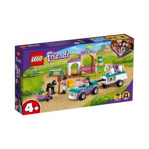 LEGO 41441 HESTETRENING MED UTSTYR OG HE