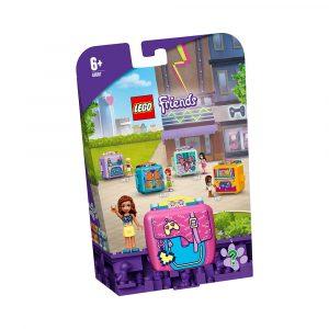 LEGO 41667 OLIVIAS GAMING-BOKS