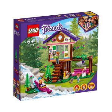 LEGO 41679 HUS I SKOGEN