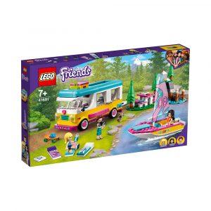 LEGO 41681 BOBIL OG SEILBÅT