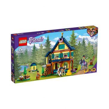 LEGO 41683 RIDESENTER I SKOGEN