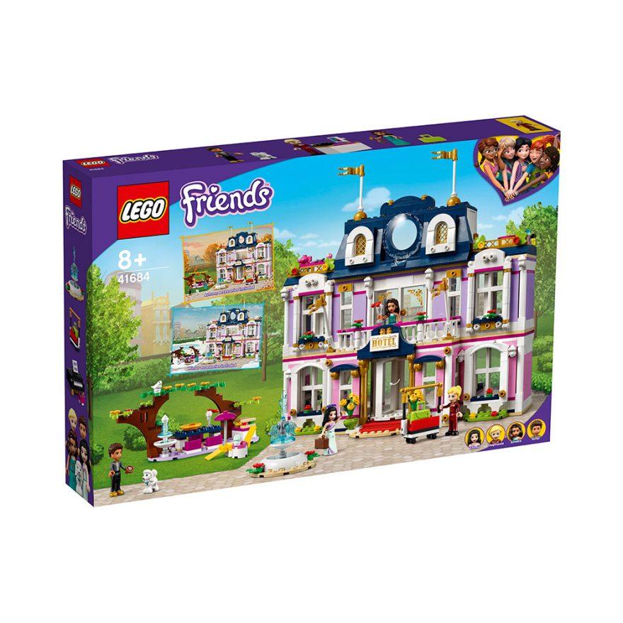 LEGO 41684 HEARTLAKE CITYS GRAND HOTELL