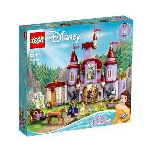 LEGO 43196 BELLE OG UDYRETS SLOTT