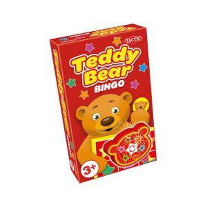 REISE: TEDDY BEAR BINGO