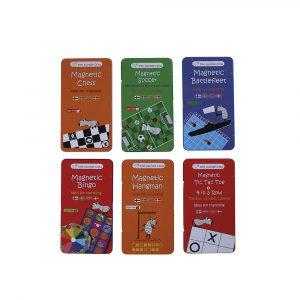 MAGNETIC TRAVEL GAMES ASST. CD